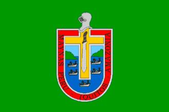 Loreto Region - Image: Flag of the Loreto Region of northeastern Perú