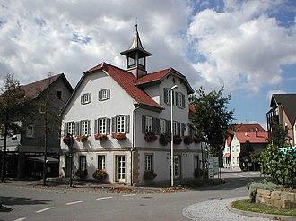 Flein - Old town hall