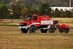 Flugplatz Bensheim - Feuerwehr Bensheim - Mercedes Benz Unimog U 1300L - HP-3011 - 2018-08-18 18-37-04.jpg