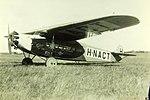 Fokker F.VIIa H-NACT with KLM (7585229912).jpg