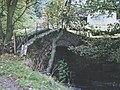 Footbridge at Bainbridge - geograph.org.uk - 924956.jpg