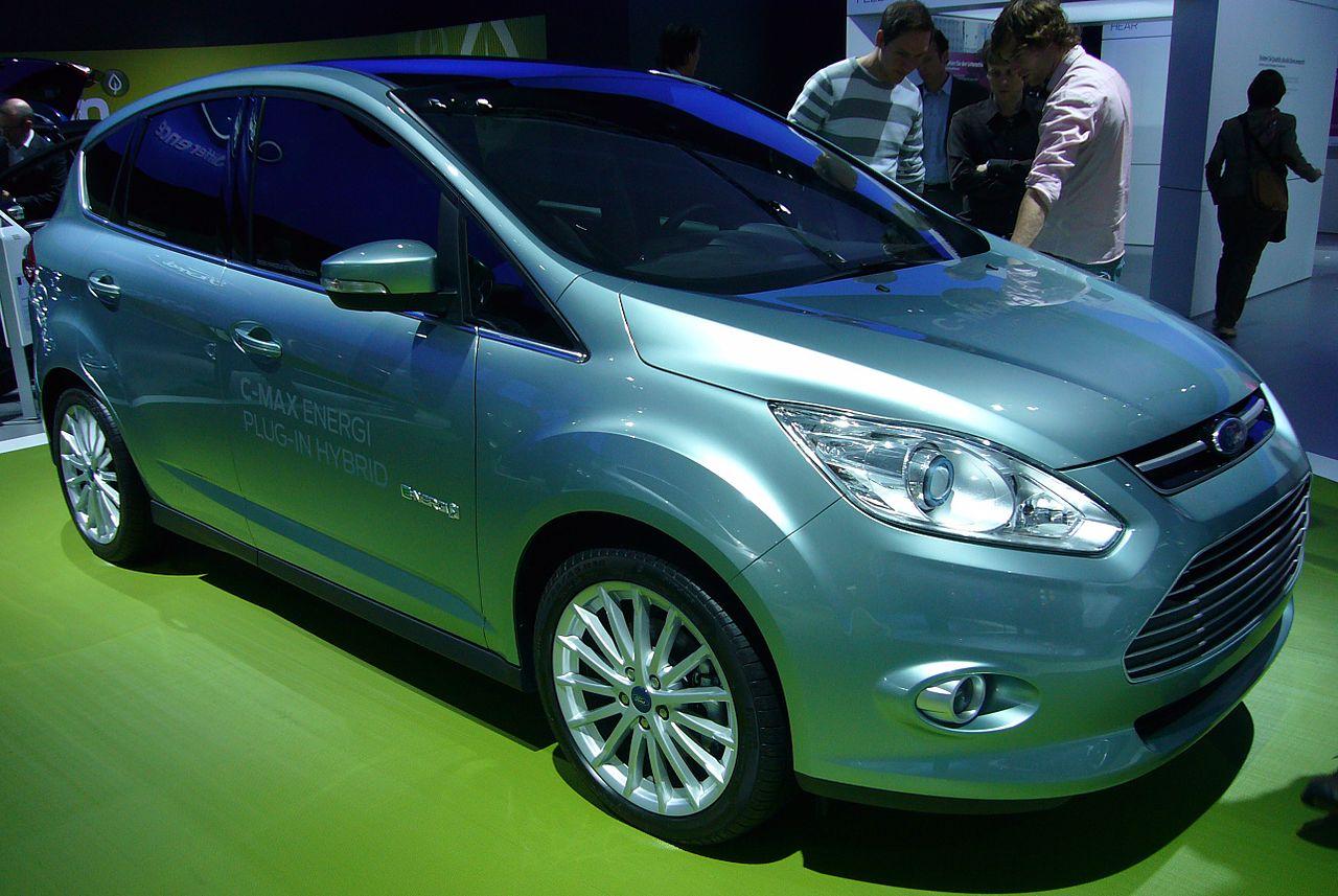 Ford C Max Energi Plug In Hybrid