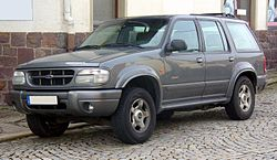 Ford Explorer II (1995–2001)