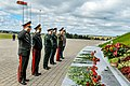 Foreign delegations at the Minsk offensive jubilee 04.jpg