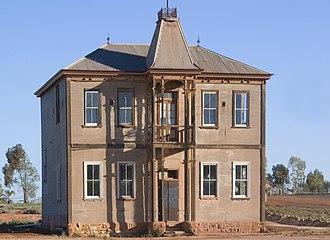 Cue, Western Australia - Image: Former Masonic Lodge