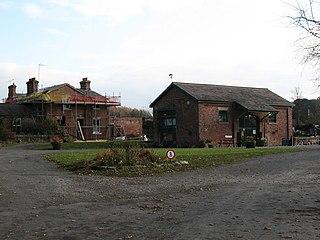 Masham railway station Disused railway station in North Yorkshire, England