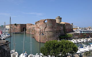 Old Fortress, Livorno