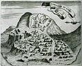 Fortezza di Lero - Coronelli Vincenzo Maria (padri) & Parissoti Antonio - 1688.jpg