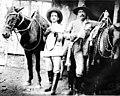 """Fotografía del General Pedro Pérez Delgado, """"Maisanta"""", y su lugarteniente José Dáger, """"El Turquito"""".jpg"""