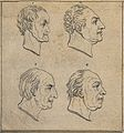 Four physiognomic profiles; clockwise from top left; a timid Wellcome V0009114EL.jpg
