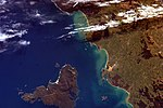 Foveaux Strait, New Zealand by Sally Ride EarthKAM.jpg