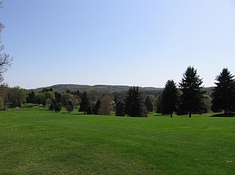 National Register of Historic Places listings in Clarion County, Pennsylvania - Image: Foxburg Golf Course