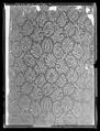 Fragment av begravningsbanér, Medelpad, fört vid Karl X Gustavs begravningståg 1660 - Livrustkammaren - 28360.tif