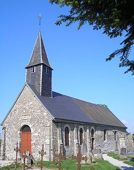 FranceNormandiePerignyEglise.jpg