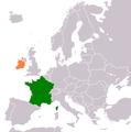 France Ireland Locator.png