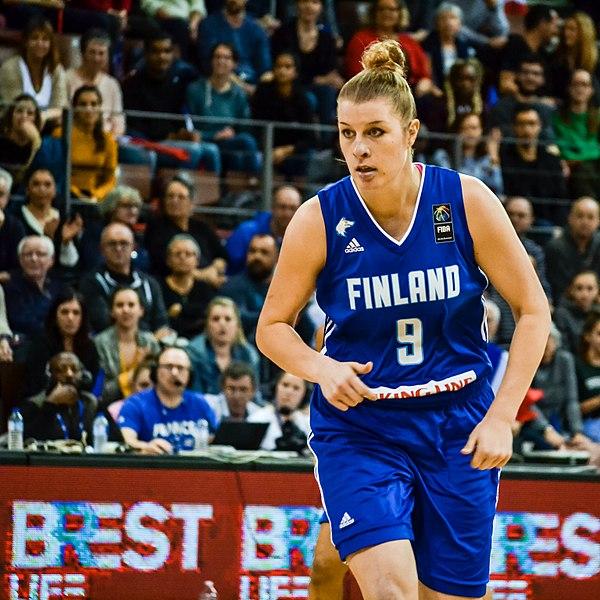 2021 Women's EuroBasket winner odds