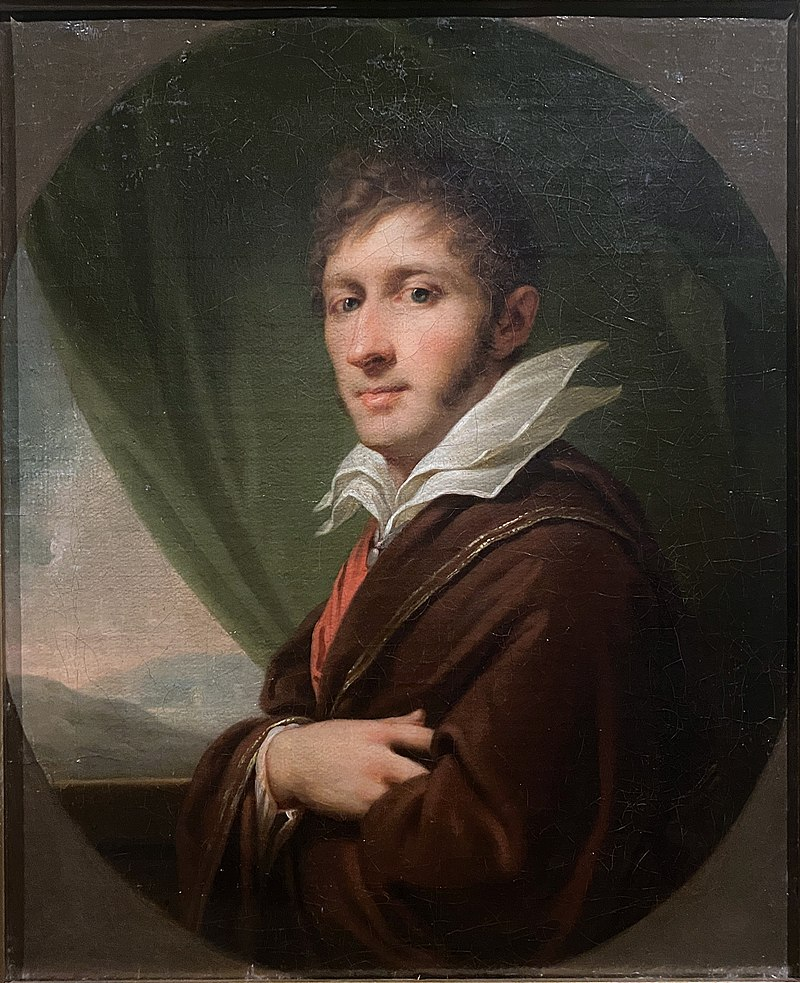 Францишак Сапега.  Францішак Сапега (Дж. Лампи, 1810) .jpg