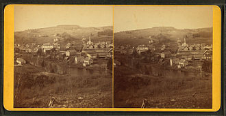 Wilton, New Hampshire - Wilton c. 1870-1880