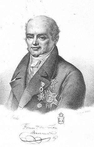 First Carlist War - Francisco Cea Bermudez, an important official during the Trienio Liberal, presided over the 1832-1834 cabinet