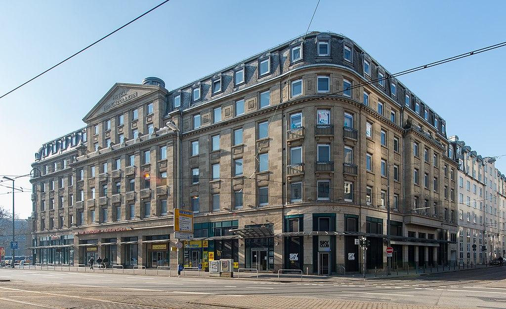 Hotel Niddastrasse Frankfurt