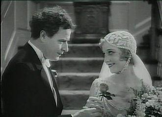 Robert Frazer - Robert Frazer and Madge Bellamy in White Zombie by Victor Halperin (1932)