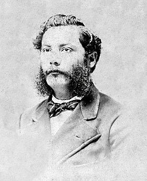 Frederick William Kahapula Beckley Sr. - Image: Frederick William Beckley (PP 68 1 013)