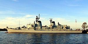 Peder Skram-class frigate - Image: Fregatten Peder Skram