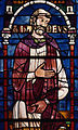 French - Stained Glass Window with an Apostle or Ancestor of Christ - Walters 4638.jpg