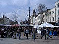French market in High Town, Hereford - geograph.org.uk - 376068.jpg