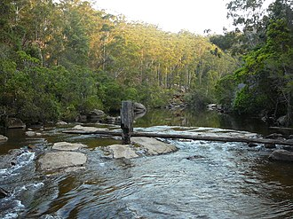 Georges River - Image: Frerres Crossing (1)