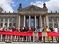 FridaysForFuture protest Berlin human chain 28-06-2019 28.jpg