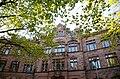 Friedrich-Gymnasium Freiburg (im Breisgau) Vorderfront (Nordseite) 03.jpg