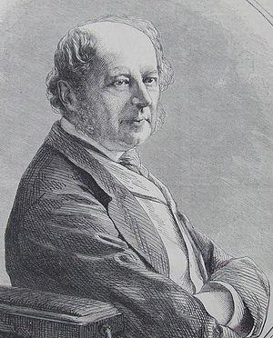 Friedrich Ferdinand von Beust - Count Friedrich Beust in 1873