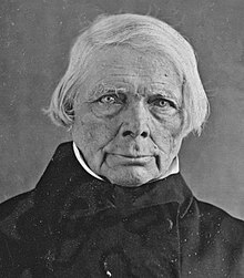 A February 1848 daguerreotype of Schelling (Source: Wikimedia)