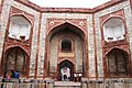 Front Gate of Humaun Tomb.JPG
