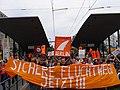 Front of the Seebrücke demonstration Berlin 06-07-2019 70.jpg