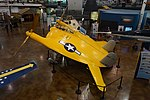 "Frontiers of Flight Museum December 2015 107 (Vought V-173 ""Flying Pancake"").jpg"
