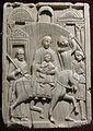 Fuga in egitto, scuola salernitana, fine XI, inizio XII secolo, inv. 790.JPG