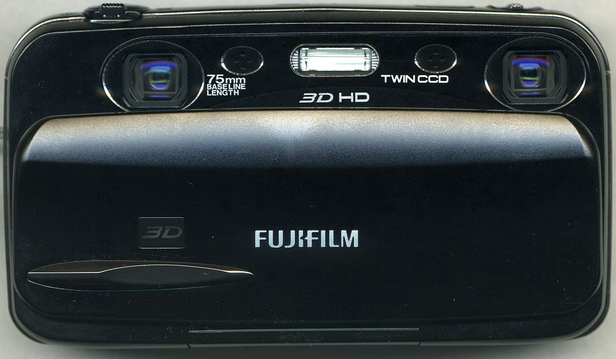 fujifilm finepix real 3d wikipedia rh en wikipedia org Fuji Manuals Fujifilm FinePix Digital Camera