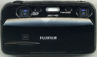 Fujifilm FinePix Real 3D - FinePix Real 3D W3