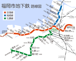 Fukuoka city subway map JA.png