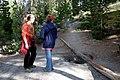 Fumarole on Clear Lake Ribbon Lake Hike (3679488774).jpg