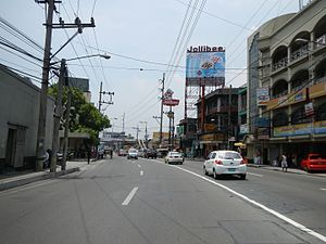 MacArthur Highway - Image: Fvf Marulas Valenzuela 0030 15