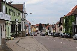 Hauptstraße in Quierschied