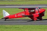 G-AEDU DH-90A Dragonfly (21321967076).jpg