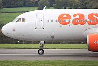 G-EZUA - A320 - EasyJet