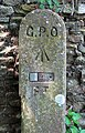GPO marker, Wolferton - geograph.org.uk - 1895176.jpg