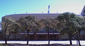 G. Rollie White Coliseum - Image: G Rollie White Coliseum