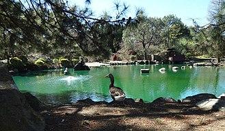 Auburn Botanic Gardens - The environmental make up of the gardens.