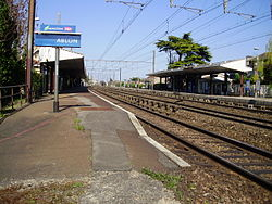 Station Ablon